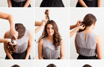 Thanksgiving Dinner Hair Tutorials Step By Step For Every Women