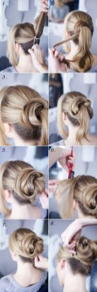 Thanksgiving Dinner Hair Tutorials Step By Step For Every Women 8