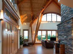 Wooden Entrance Ideas For Your Luxury Homes