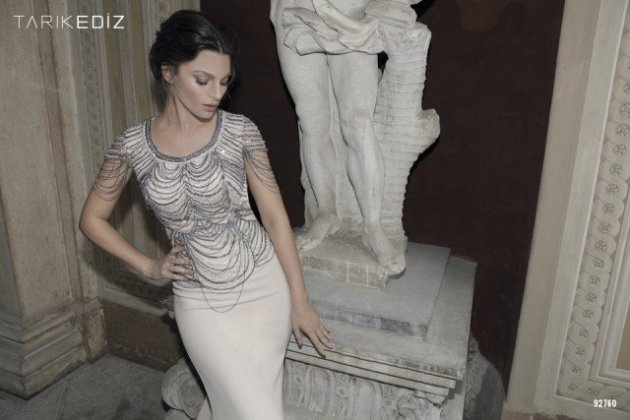 Spring Evening Wear Tarik Ediz Collection 2016