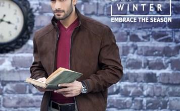 Cambridge Winter Casual Dresses Men Collection 2016
