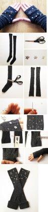 Winter gloves ideas