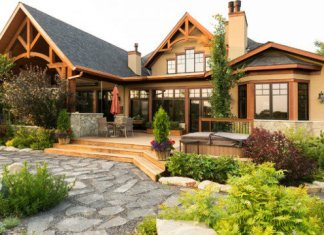Relaxing Rustic Home Designs You Will Love To Live In