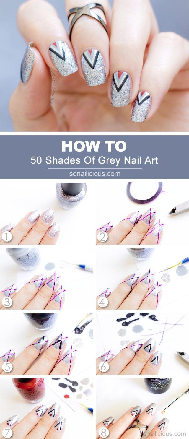 spring nail tutorials