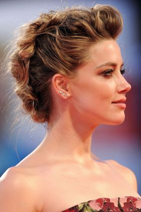 Step By Step Faux Hawk Hair Tutorials Images+Details
