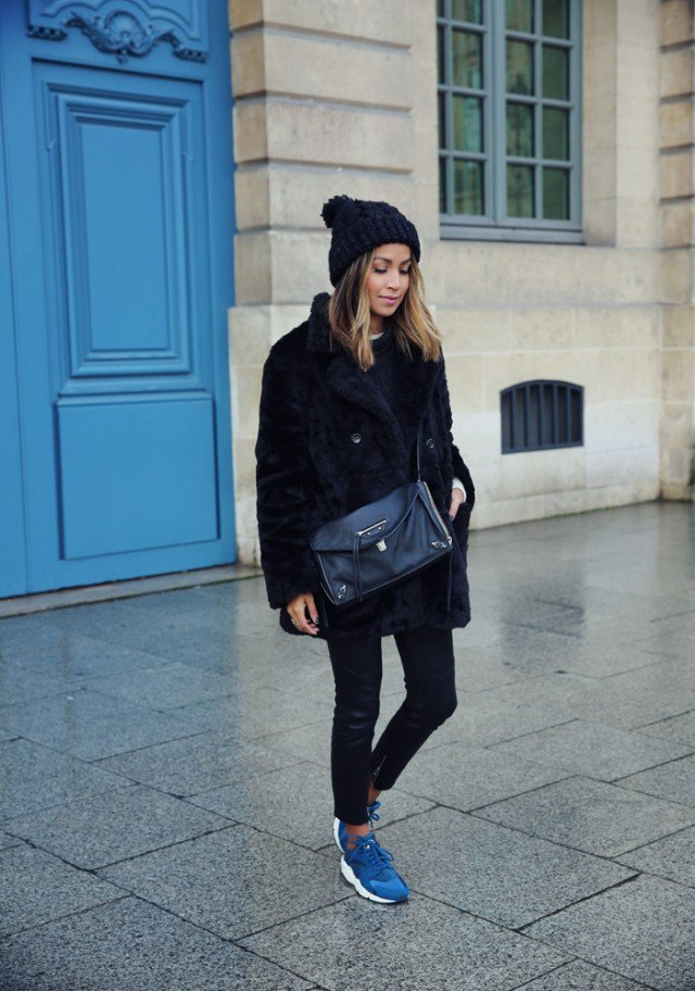Traveling winter outfits