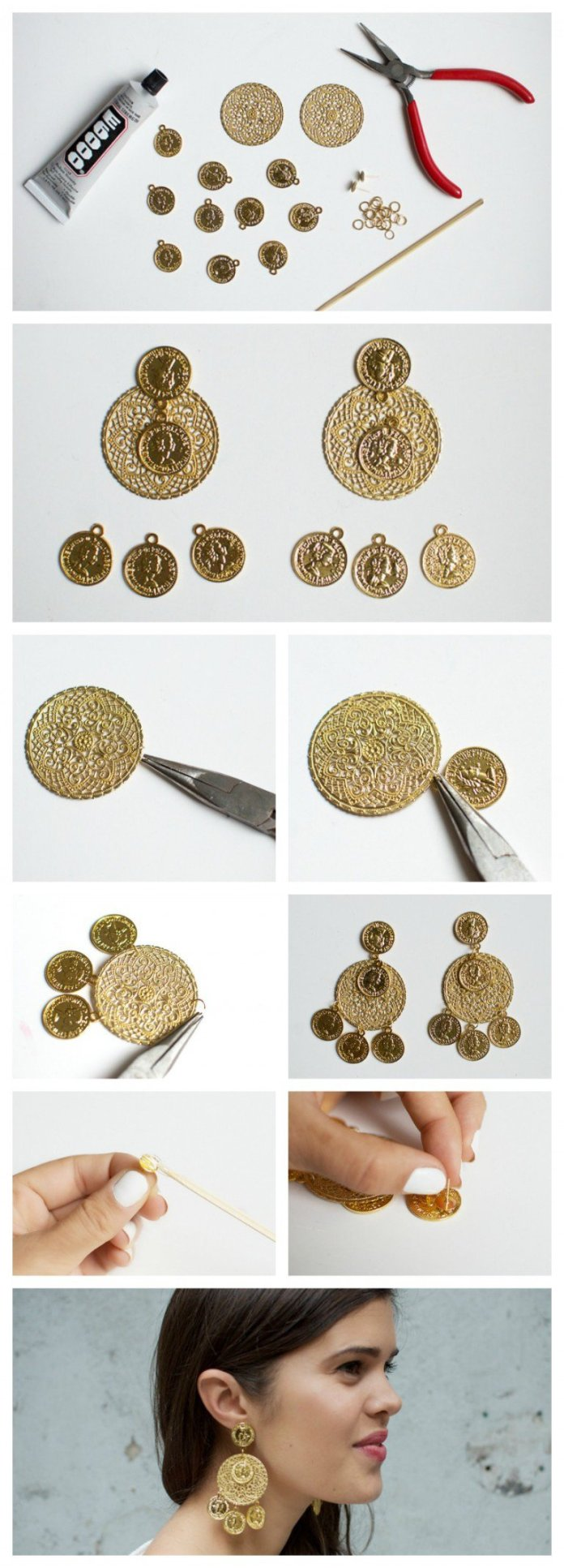 Custom made earring ideas