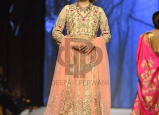 Deepak Perwani Spring Summer Formal Wear 2016