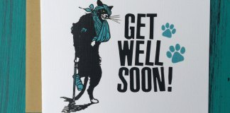 Get Well Soon Cards DIY Handmade Designs 2016