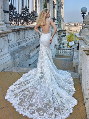 Haute Couture Ivory Tower collection
