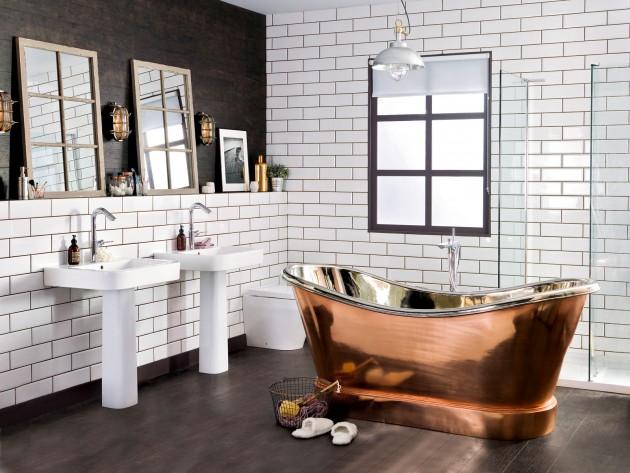 100 ideas Industrial Lighting Bathroom on vouumcom