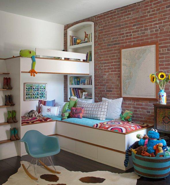 Kids room industrial designs
