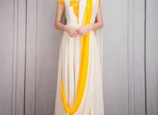 Long Length Dresses Manish Malhotra Collection 2016