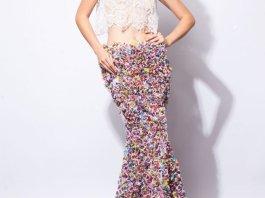 Rani Zakham Spring-Summer Evening Wear 2016
