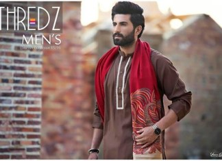 Threadz Spring Men Collection Shalwar Kameez Chadar 2016