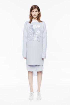 Women Spring Outfits DKNY Ready To Wear Collection 2016