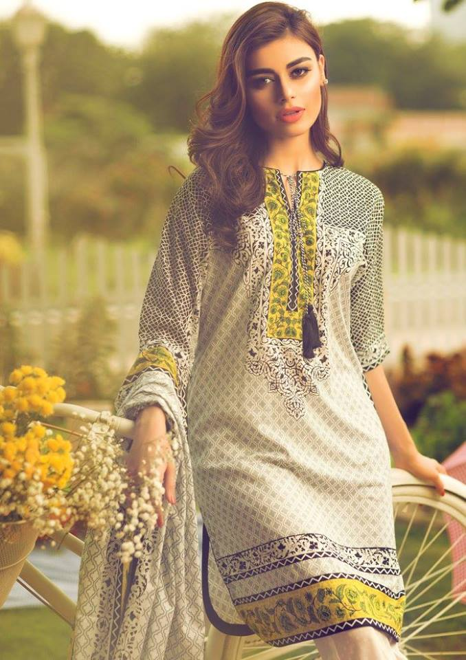 Alkaram spring season Printed lawn collection