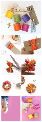 DIY shoe clip ideas