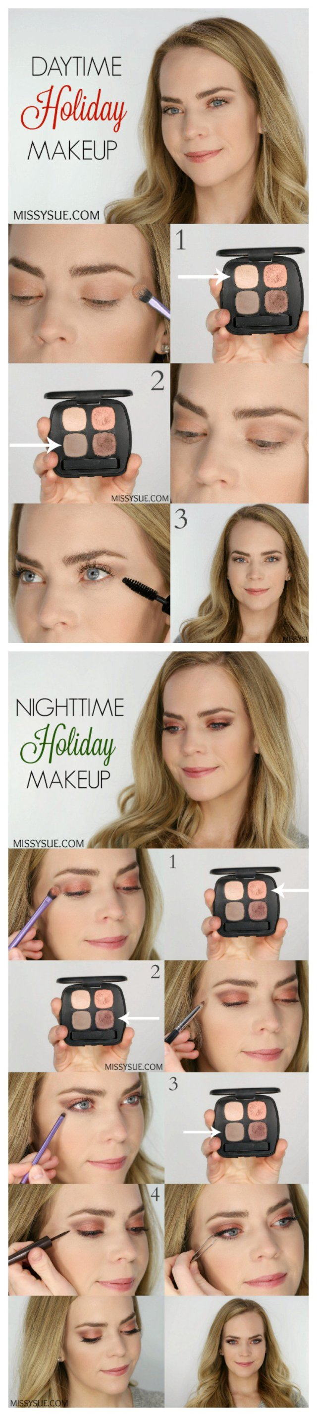 Daily Makeup Ideas