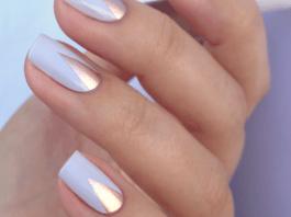 Metallic Nail Designs You Should Copy This Summer