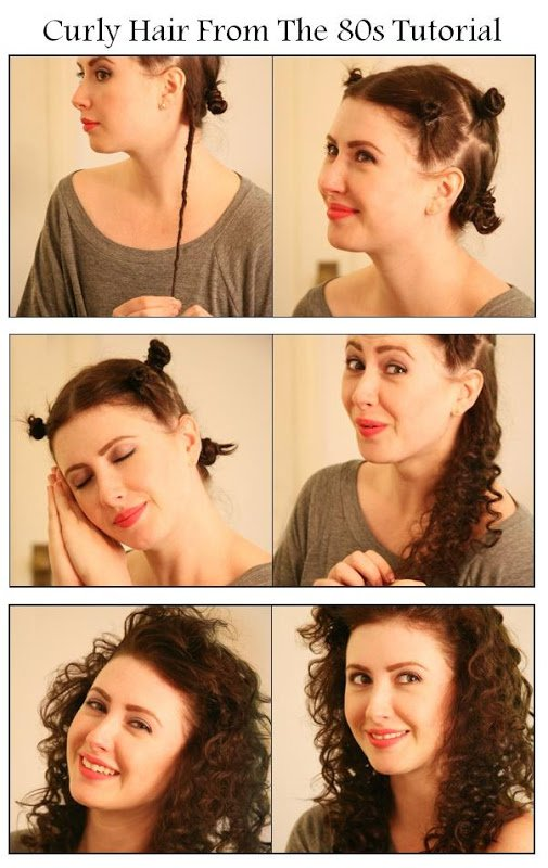 No Heat Curls Overnight Hair Styling Ideas