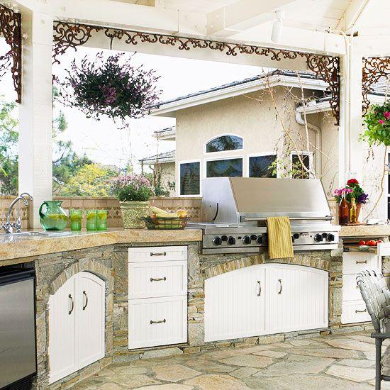 Outdoor Kitchen Designs Every Kitchen Lover Should See
