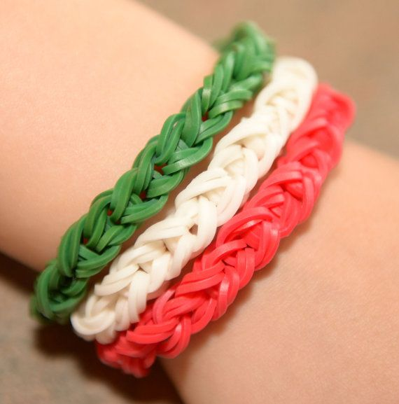 Rubber Band Bracelet designs