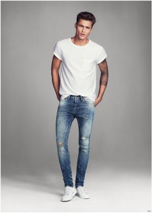 Skinny Jeans For Men Spring Summer Styling Ideas