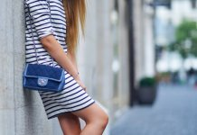 Strips Spring Outfits Trend To Try Out This Season