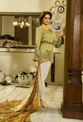 Fancy Summer Lawn Dresses By House Of Ittehad 2016
