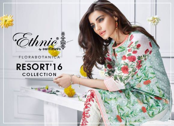 Florabotanica Resort Summer Collection Ethnic By Outfitters 2016