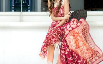 Gul Ahmed Embroidered Three Piece Summer Collection 2016