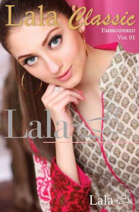 Lala Classic Embroidered Summer Collection 2016