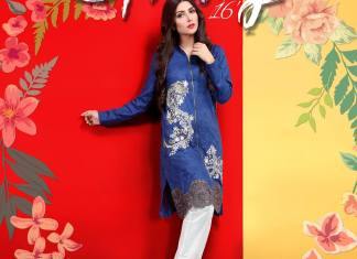 Origins Ready To Wear Spring Summer Kurtis 2016