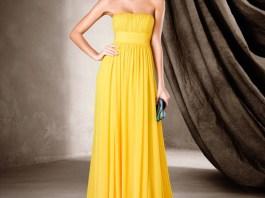 Pronovias Cocktail Dresses Summer Collection 2016