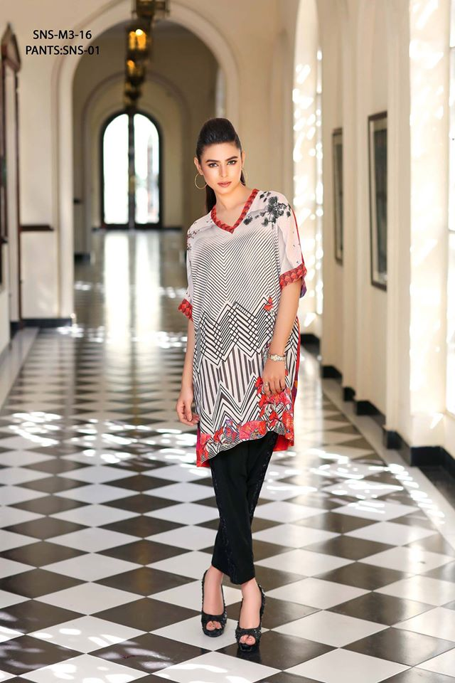 Sobia Nazir Spring Summer Pret Collection