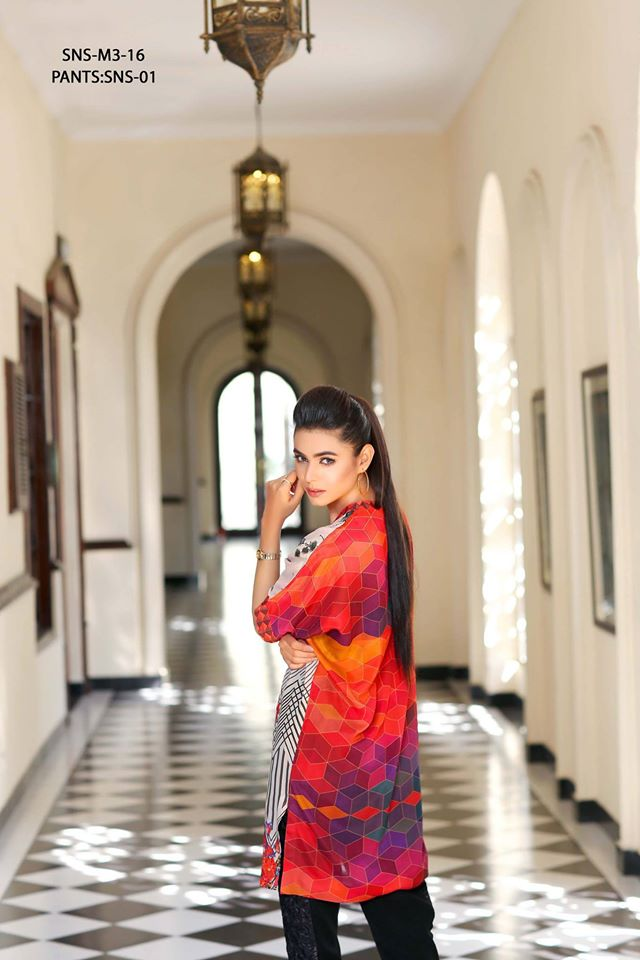 Sobia Nazir Spring Summer Pret Collection 2016