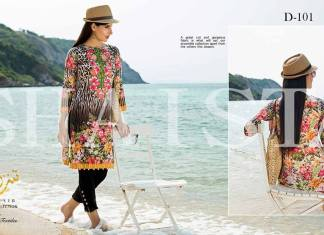 Tanzaib Kurti Shalwar Summer Collection 2016