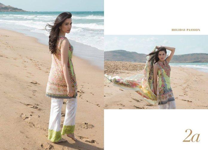 Zarqash Luxury Lawn Shalwar Kameez Collection