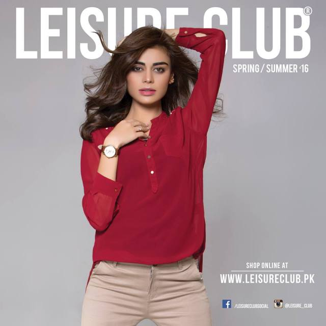 Leisure Club Summer Casual Wear