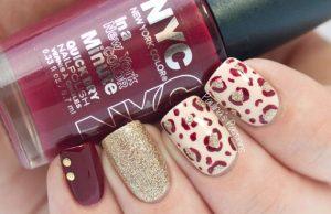 Leopard Nail Designs