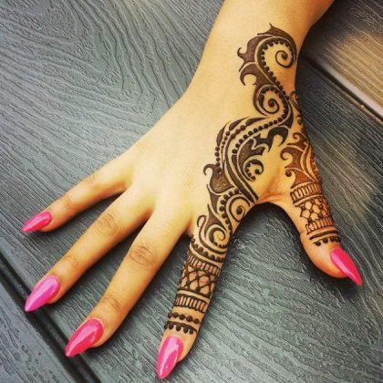 Henna Art Designs