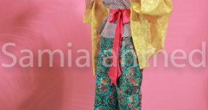 Samia Ahmed Fancy Eid Collection 2016