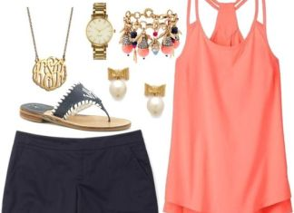 Casual Polyvore Summer Dresses