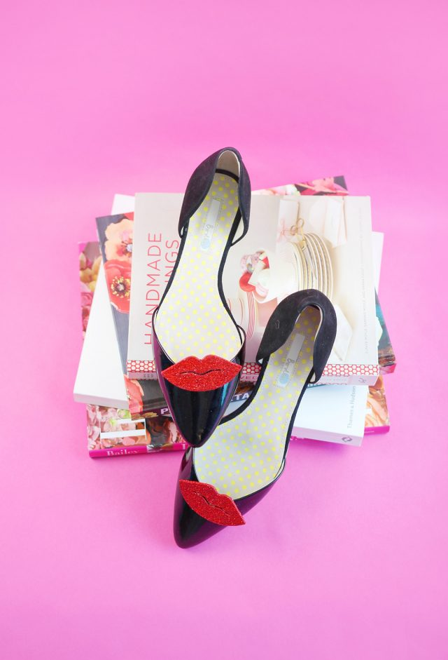 DIY Summer Shoes