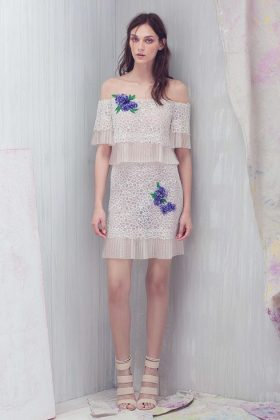Tadashi Shoji Summer Dresses Resort Collection 2016