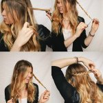 5 Minutes Hair Tutoirals