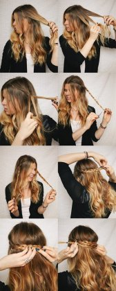 5 Minutes Hair Tutoirals