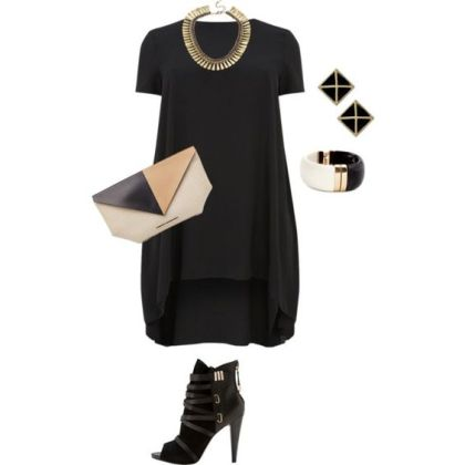 Plus Size Outfits Polyvore Combos