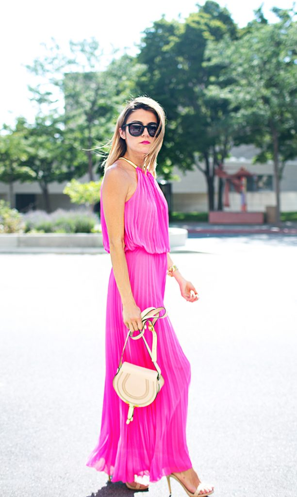 Pleated Dresses Autumn Season Looks That You Need To Copy 7